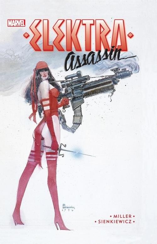 okładka Elektra - Assassinksiążka |  | Miller Frank