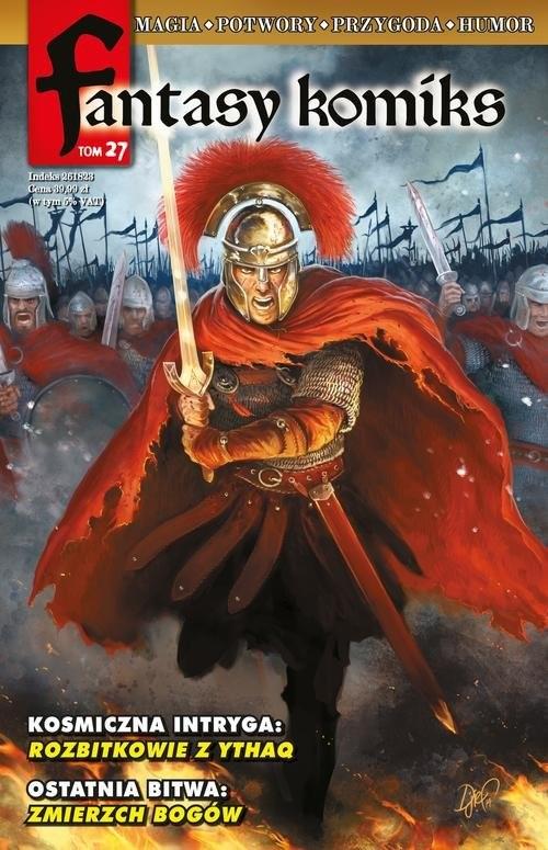 okładka Fantasy Komiks Tom 27książka |  |