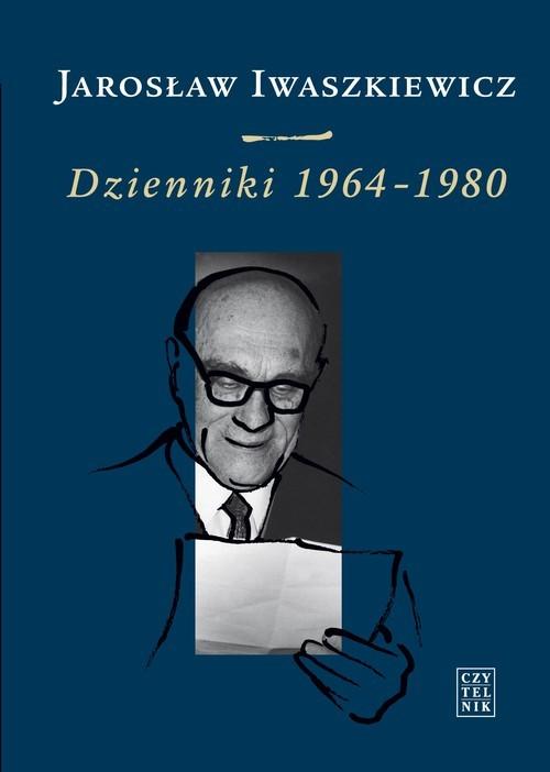 okładka Dzienniki 1964-1980 Tom 3, Książka | Iwaszkiewicz Jarosław