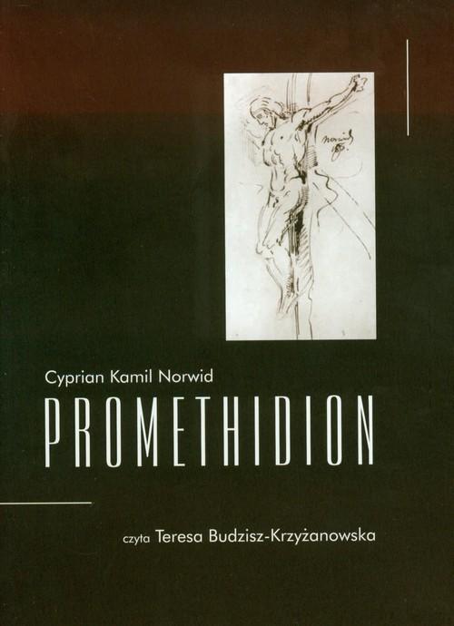 okładka Promethidion + CD, Książka | Kamil Cyprian Norwid