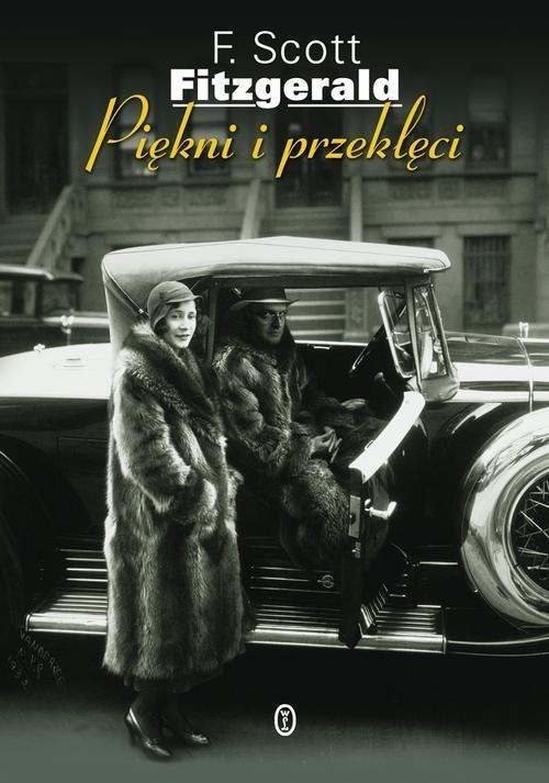 okładka Piękni i przeklęci, Książka | Francis Scott Fitzgerald