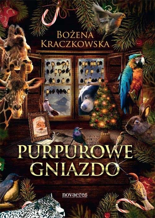 okładka Purpurowe gniazdoksiążka |  | Kraczkowska Bożena