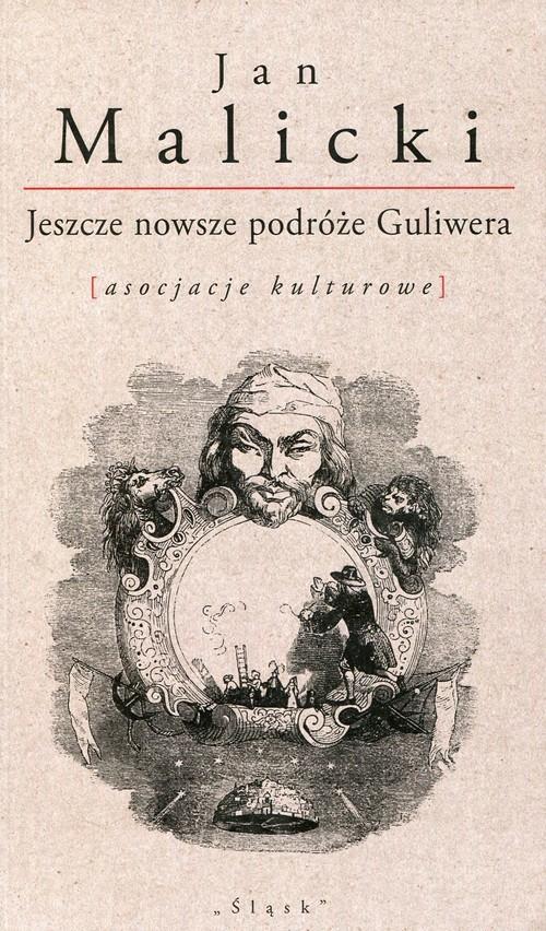 okładka Jeszcze nowsze podróże Guliwera Asocjacje kulturowe, Książka | Malicki Jan