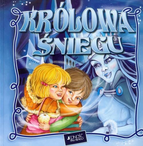 okładka Królowa Śniegu, Książka   Skwark Dorota