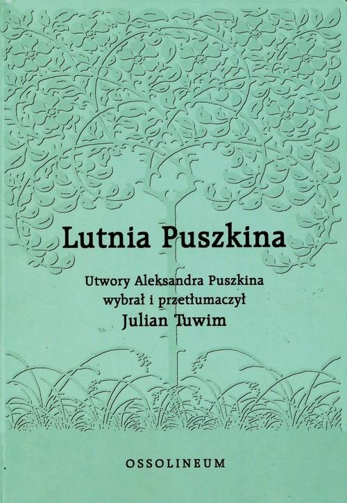 okładka Lutnia Puszkina, Książka | Aleksander Puszkin
