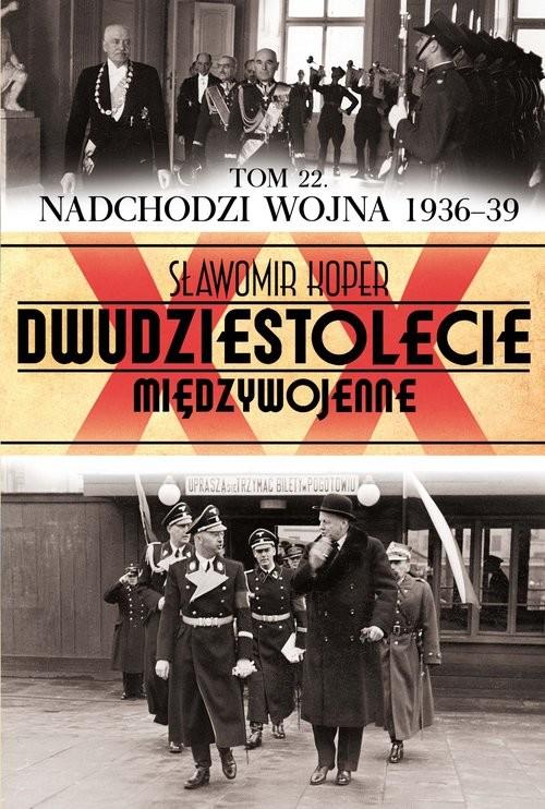 okładka Nadchodzi wojna, Książka | Koper Sławomir