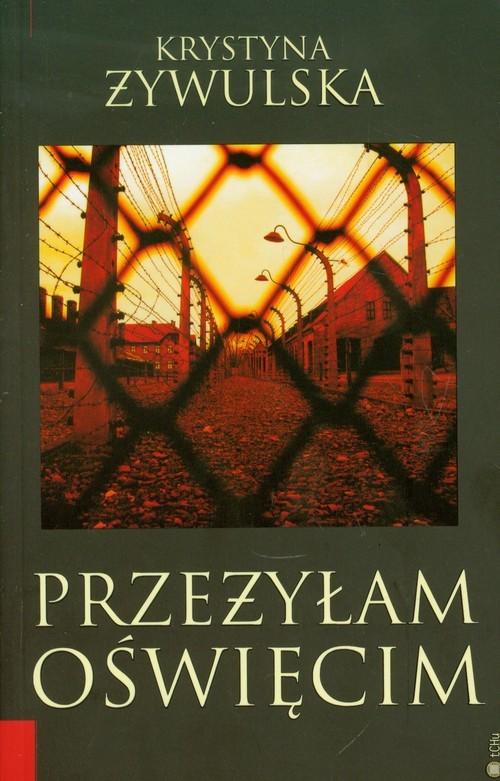 okładka Przeżyłam Oświęcimksiążka      Żywulska Krystyna