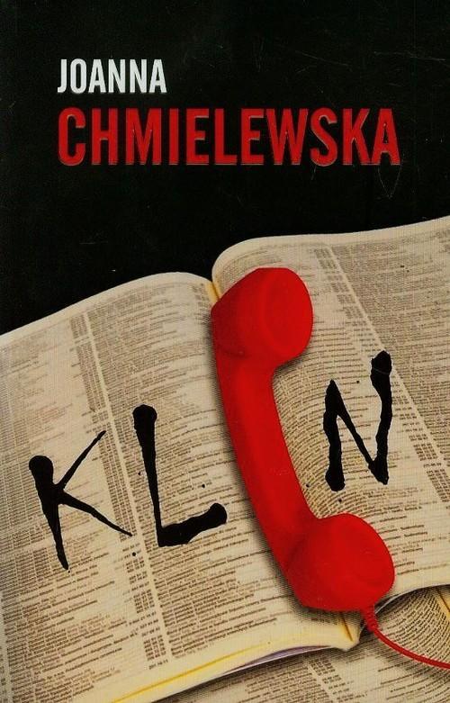 okładka Klin, Książka | Chmielewska Joanna