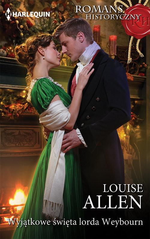 okładka Wyjątkowe święta lorda Weybourn, Książka | Louise Allen