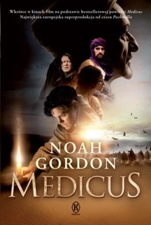 okładka Medicus, Książka | Noah Gordon