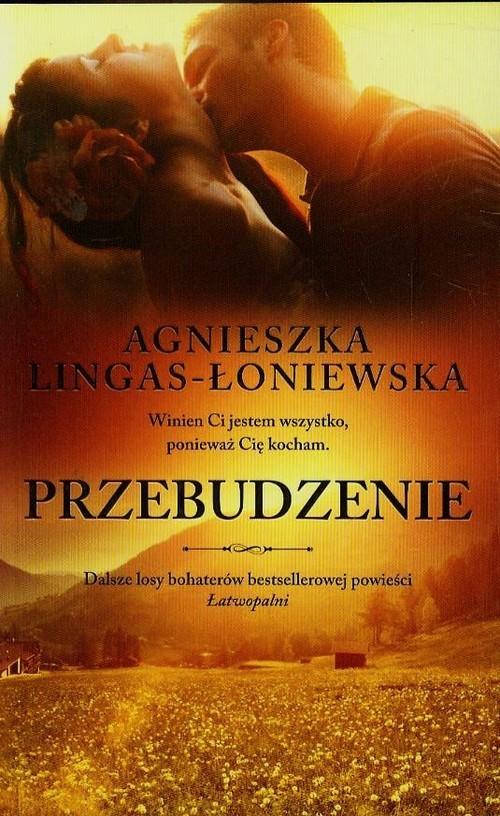 okładka Przebudzenie, Książka   Agnieszka Lingas-Łoniewska