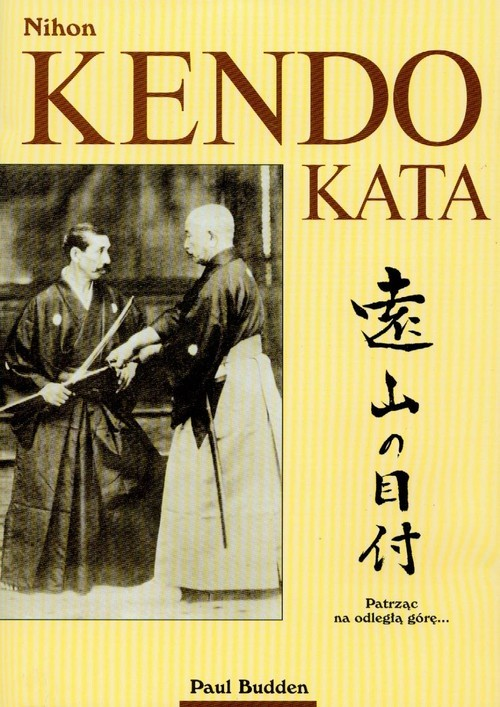 okładka Nihon kendo kata, Książka | Budden Paul