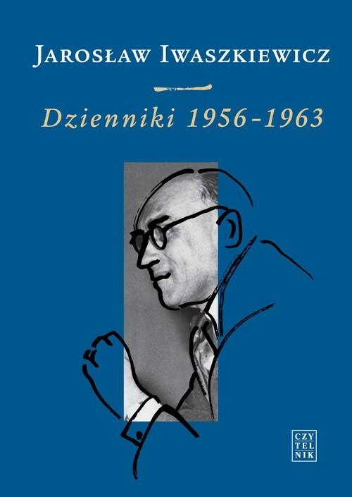 okładka Dzienniki 1956-1963 Tom 2, Książka | Iwaszkiewicz Jarosław