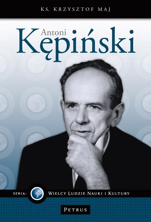 okładka Antoni Kępiński, Książka | Maj Krzysztof