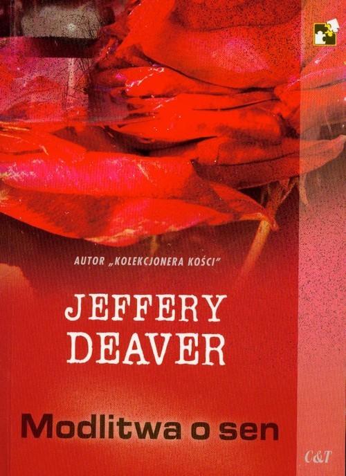 okładka Modlitwa o sen, Książka | Jeffery Deaver