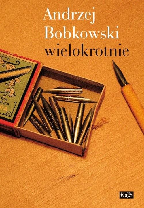 okładka Andrzej Bobkowski wielokrotnie, Książka |
