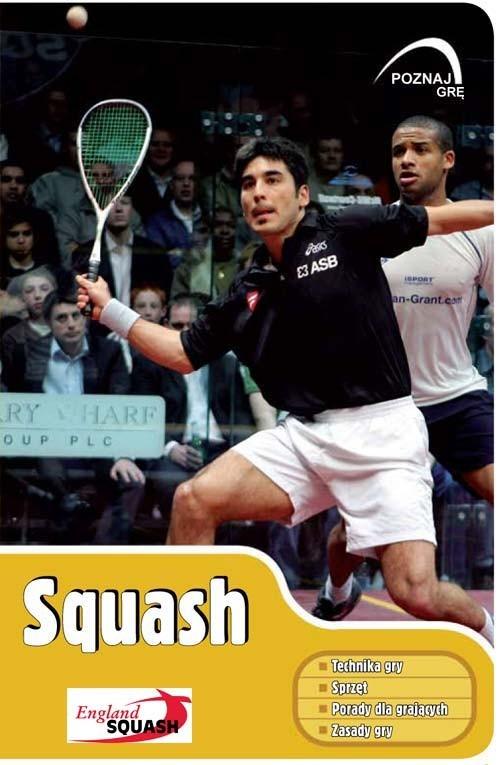 okładka Squash, Książka  