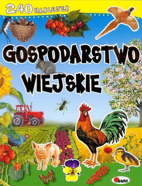 okładka Gospodarstwo wiejskie 240 naklejekksiążka |  | Dzwonkowski Robert