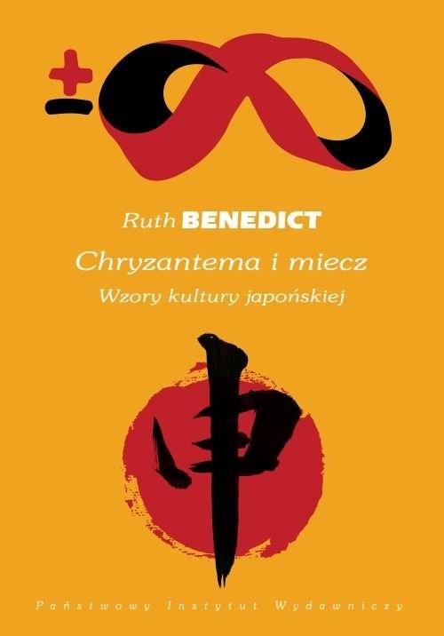 okładka Chryzantema i miecz Wzory kultury japońskiej, Książka | Benedict Ruth