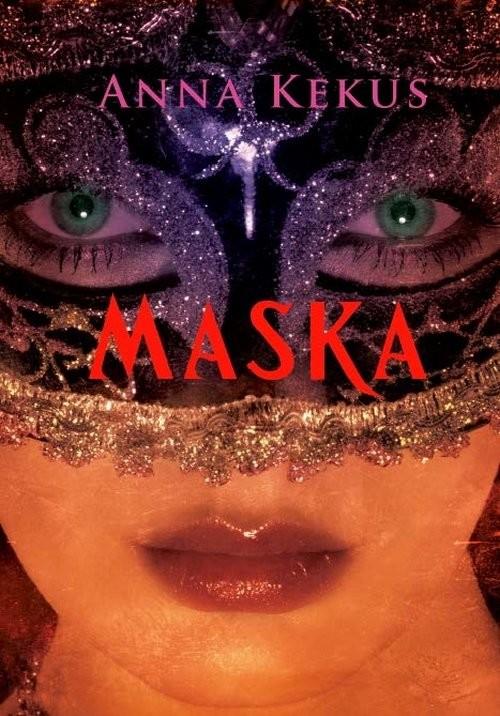 okładka Maska, Książka | Anna Kekus