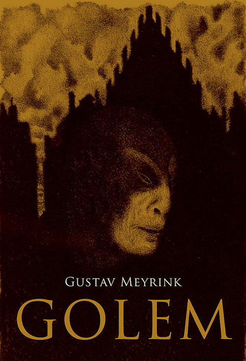 okładka Golem, Książka   Meyrink Gustav