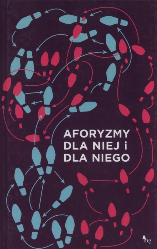 okładka Aforyzmy dla niej i dla niego, Książka |