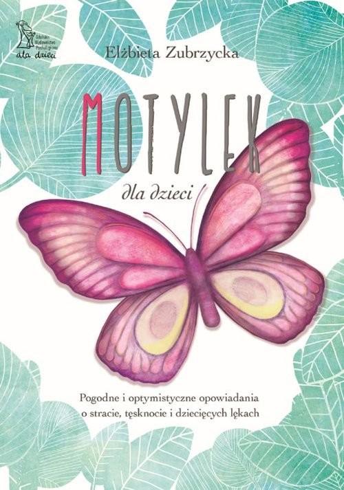okładka Motylek, Książka | Zubrzycka Elżbieta