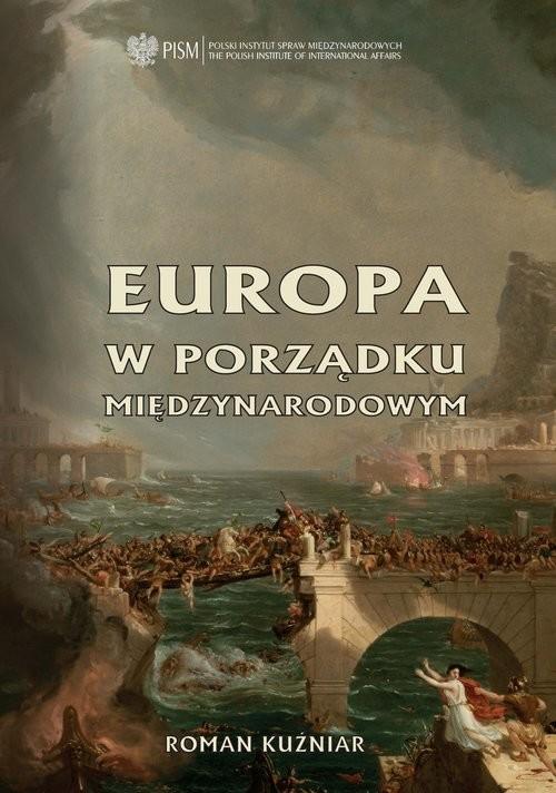 okładka Europa w porządku międzynarodowym, Książka | Roman Kuźniar
