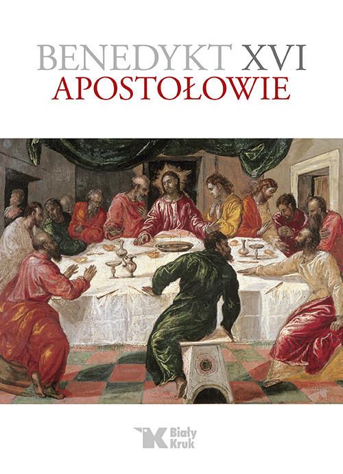 okładka Apostołowie, Książka | Benedykt XVI