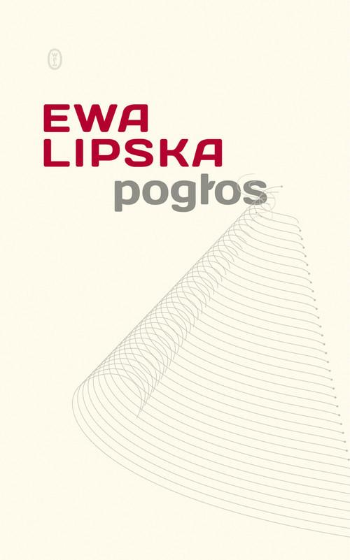 okładka Pogłosksiążka      Lipska Ewa