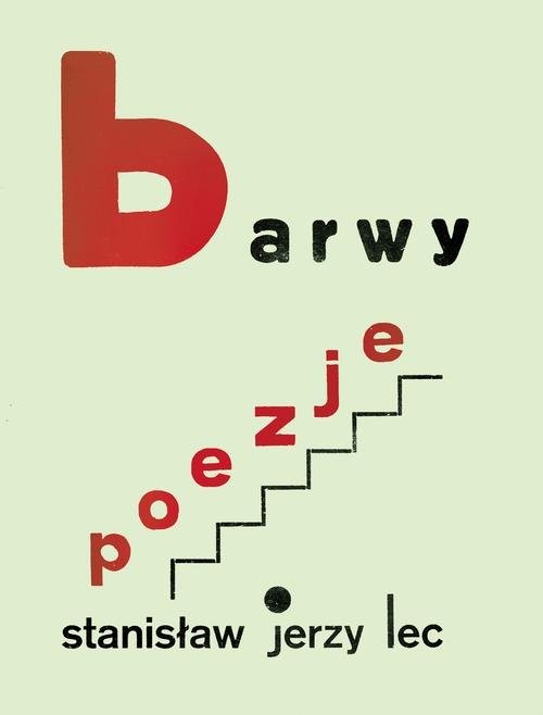 okładka Barwy, Książka | Stanisław Jerzy Lec