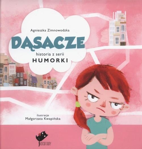 okładka Dąsacze, Książka | Zimnowodzka Agnieszka