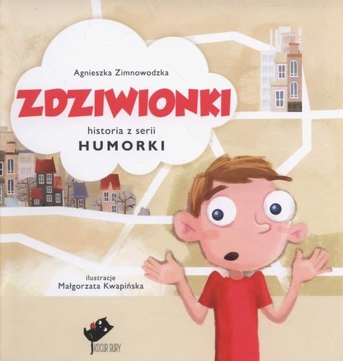 okładka Zdziwionki, Książka | Zimnowodzka Agnieszka