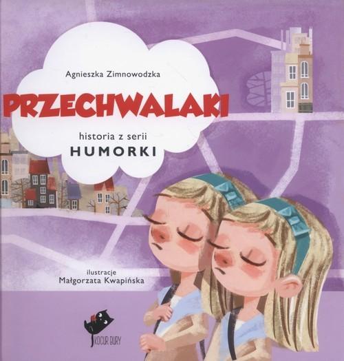 okładka Przechwalaki, Książka | Zimnowodzka Agnieszka