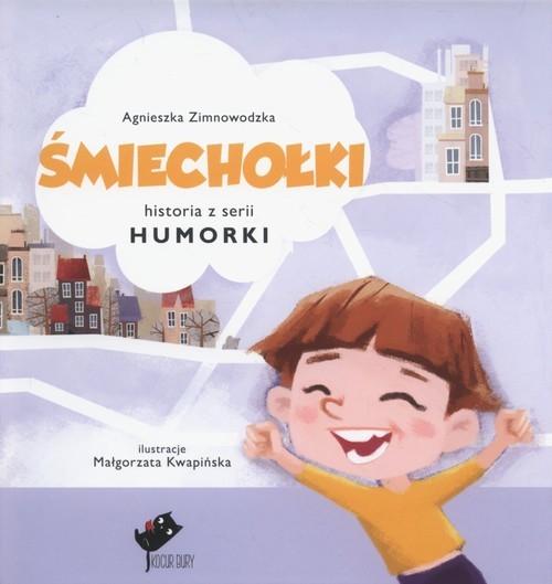 okładka Śmiechołki, Książka | Zimnowodzka Agnieszka