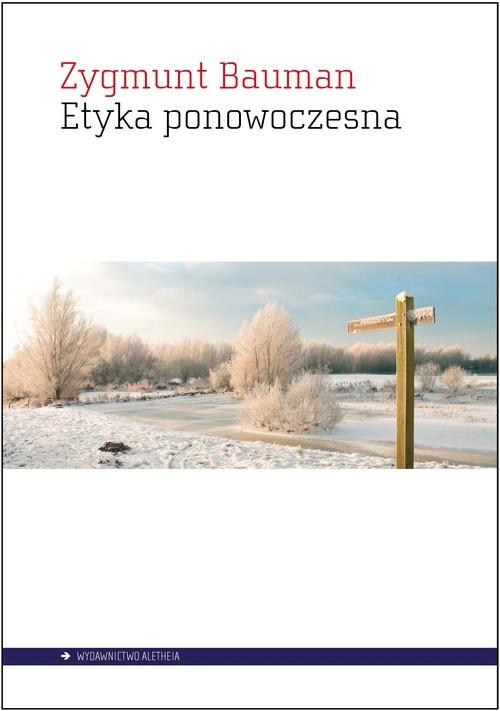 okładka Etyka ponowoczesna, Książka | Bauman Zygmunt