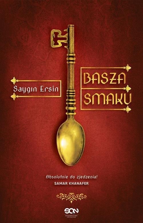 okładka Basza smaku, Książka | Ersin Saygin