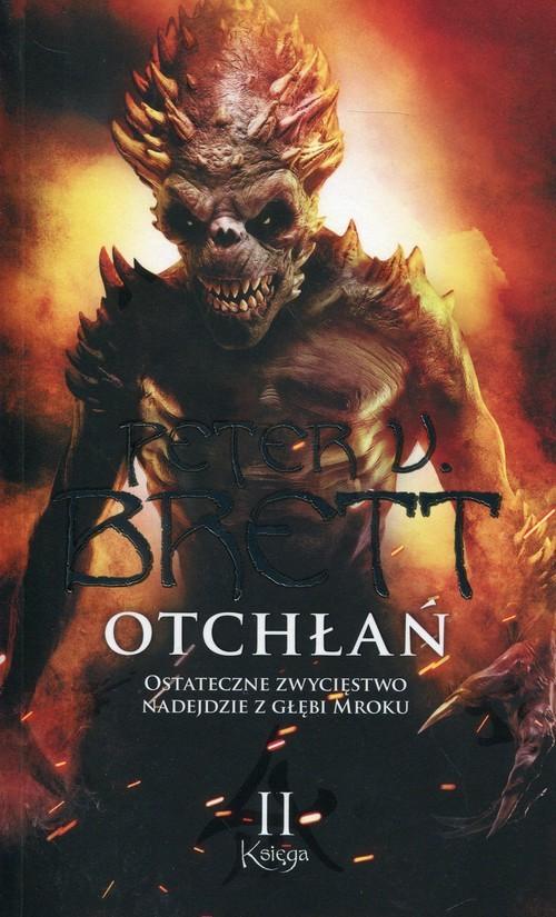 okładka Otchłań Księga 2, Książka | Peter V. Brett