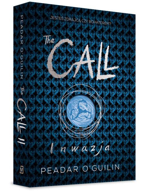 okładka The Call II Inwazja, Książka   Guilín Peadar Ó