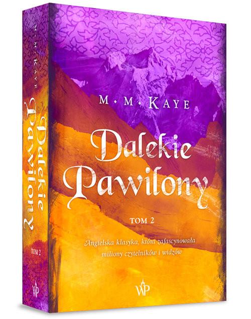 okładka Dalekie Pawilony. Tom 2, Książka | Mary Margaret Kaye