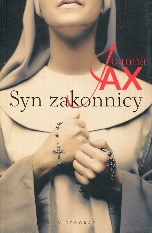 okładka Syn zakonnicy, Książka | Jax Joanna