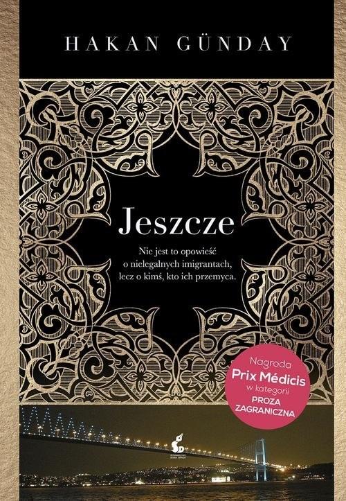 okładka Jeszcze, Książka | Gunday Hakan