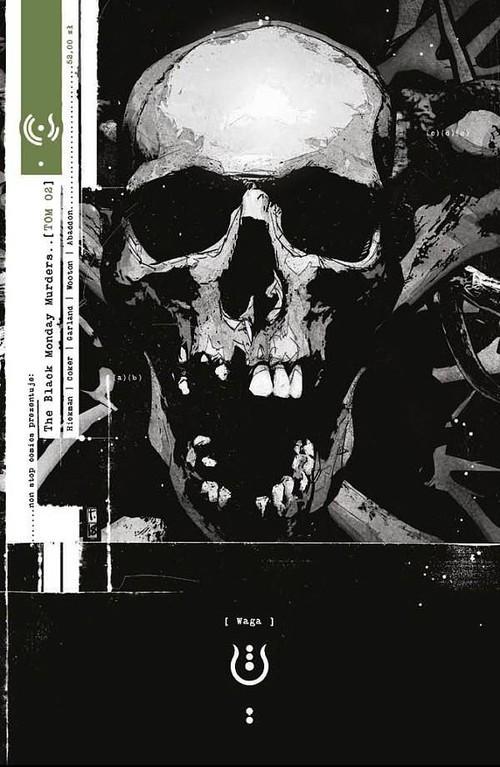 okładka Black Monday Murders Tom 2, Książka | Hickman Jonathan