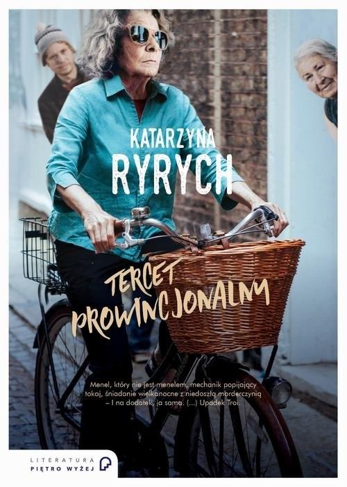 okładka Tercet prowincjonalny, Książka | Ryrych Katarzyna