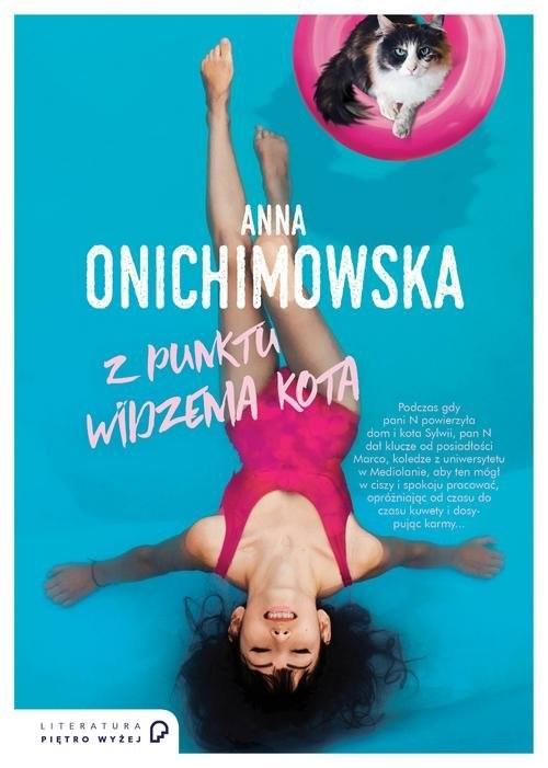 okładka Z punktu widzenia kota, Książka | Onichimowska Anna