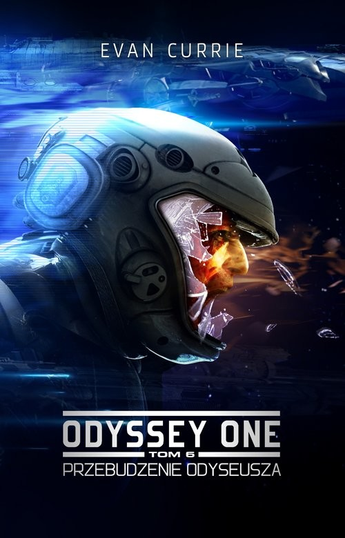 okładka Odyssey One Tom 6 Przebudzenie Odyseusza, Książka | Currie Evan