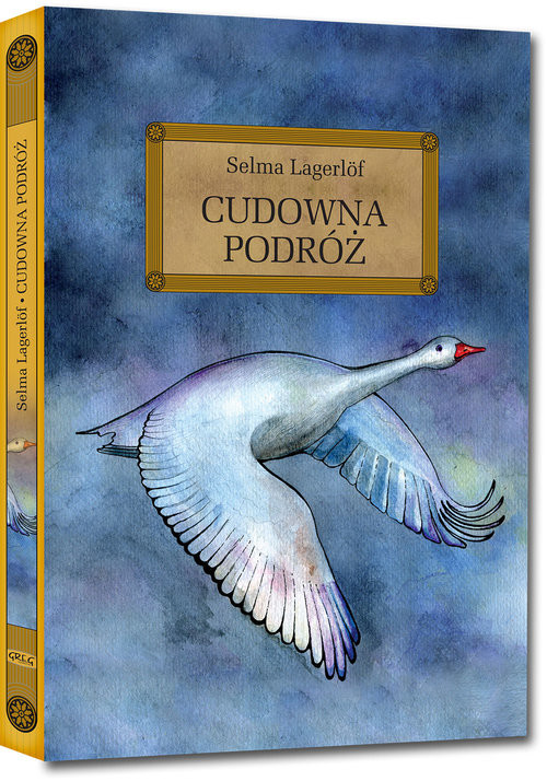 okładka Cudowna podróżksiążka      Selma Lagerlöf