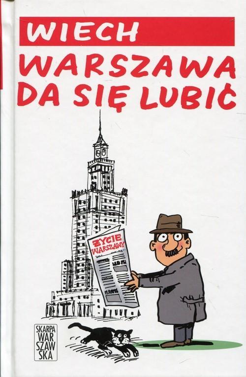 okładka Warszawa da się lubić, Książka | Stefan Wiechecki Wiech