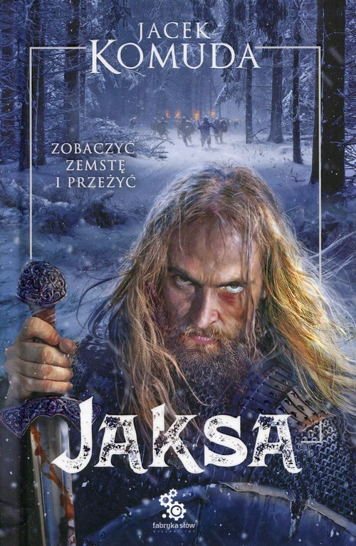okładka Jaksaksiążka |  | Komuda Jacek