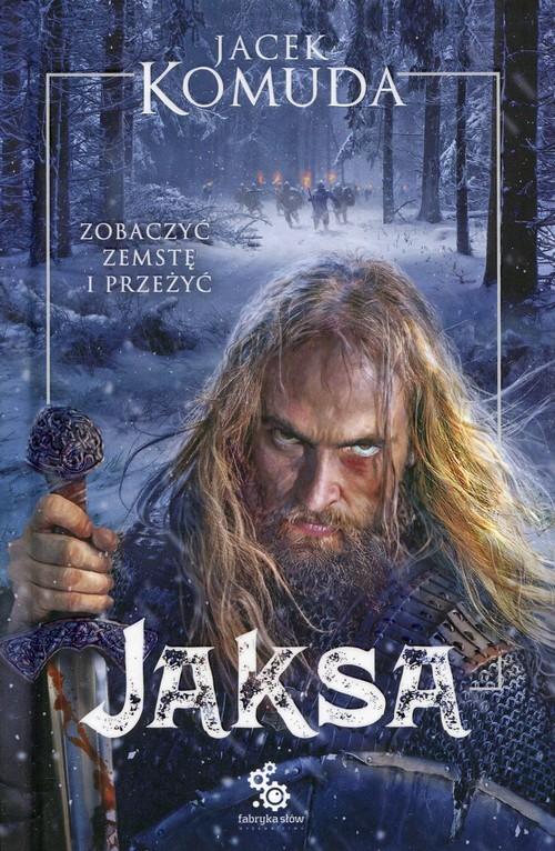 okładka Jaksa, Książka | Komuda Jacek